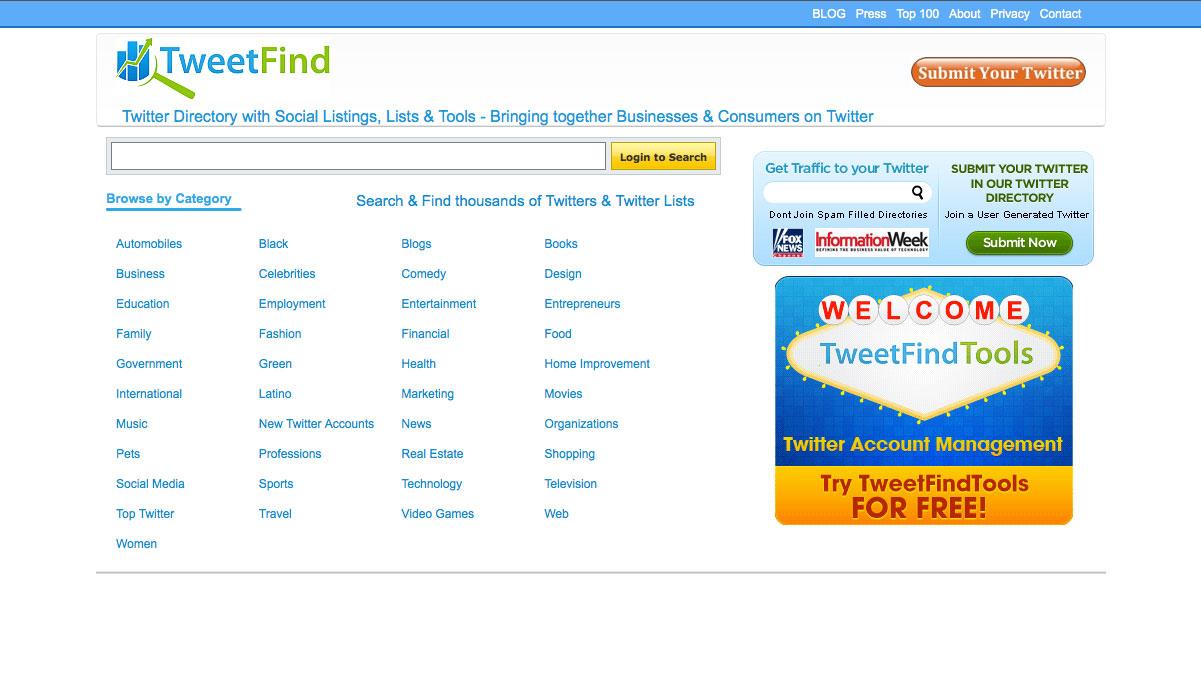 Tweet-Find