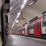 #Londonin3seconds mind the gap