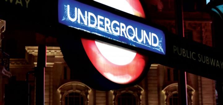 London Tube - underground - Public transport